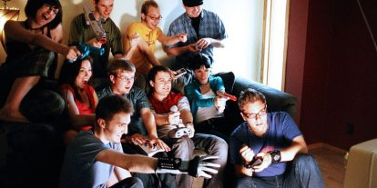 Clever Entrepreneurs Create Havens for Creative Geeks & Gamers