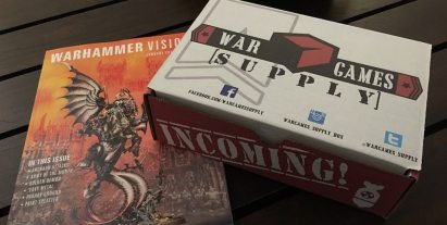 War Games Supply Brings You Monthly Wargaming Goodness