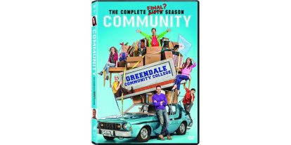 One by One They All Just Fade Away — 'Community: The Complete Final Season?'