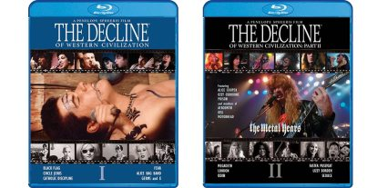 'The Decline of Western Civilization' & Sequel Even Better on Blu-ray