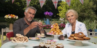 How 'The Great British Baking Show' Saved Reality TV