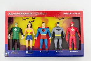 Bendable Superheroes Mean Durable Fun