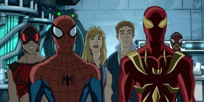 This Sunday Morning's Disney XD Lineup Is Marvel-ous (With an Exclusive Clip!)