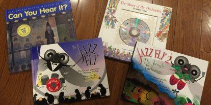 7 Music-Themed Books Children Will Love