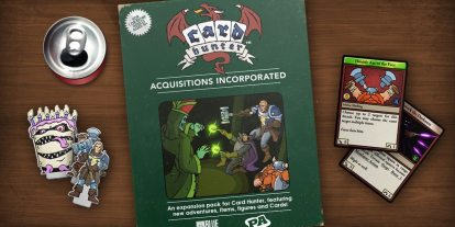 Acquisitions Incorporated Comes to 'Card Hunter'