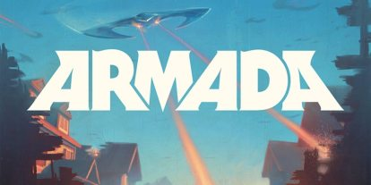 'Armada' by Ernie Cline Arrives in Paperback