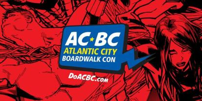 Take a Gamble on Winning Free Tickets to Atlantic City Boardwalk Con