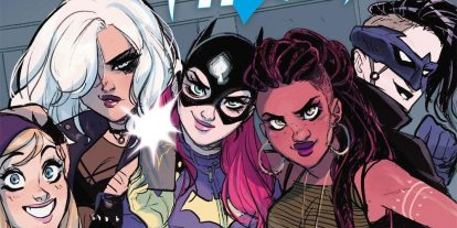 DC This Week: Reunion Time. Batgirls! Apollo & Midnighter! Gordon & the Marines
