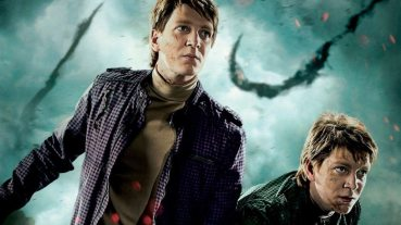 James and Oliver Phelps and That Scene in 'Harry Potter and the Deathly Hallows'