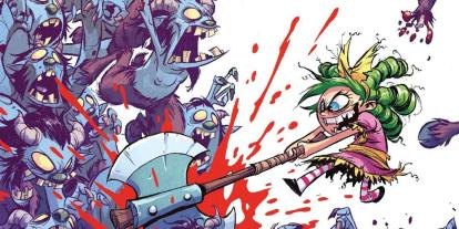 Gather 'Round Padawans: 'I Hate Fairyland' and Looking Deeper