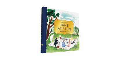 'Library of Luminaries': Illustrated Biographies of Jane Austen and Virginia Woolf