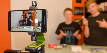GeekDad Review: MeFOTO SideKick360 SmartPhone Tripod Adapter