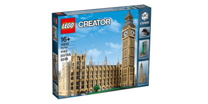 "LEGO Big Ben Is Actually the ""Elizabeth Tower"""