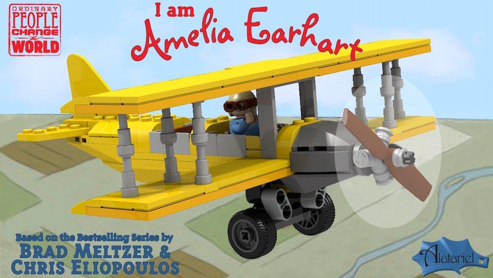 LEGO Ideas Submission, Image Credit: Ellen Kooijman