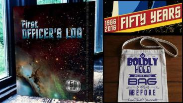 Con*Quest Star Trek Journals Available on Kickstarter!