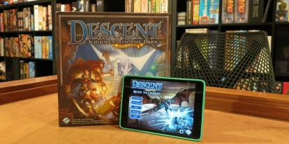 'Descent' Gets a Companion App to Act as Overlord