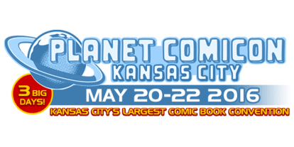 Planet Comicon Kansas City 2016: Artists, Celebs, and 70,000 of Your Closest Friends