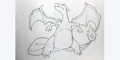 Teach Yourself to Draw With 'Pokemon!' (No Products Needed)
