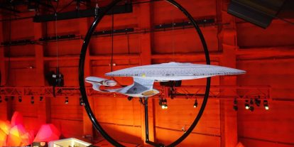 6 Must-See Props and Costumes at the 'Star Trek' 50th Anniversary Exhibit