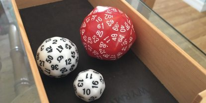 Replace Your Entire Dice Set With The Dice Lab's d120