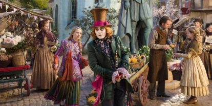 'Alice Through the Looking Glass' – A Sequel With Less Muchness