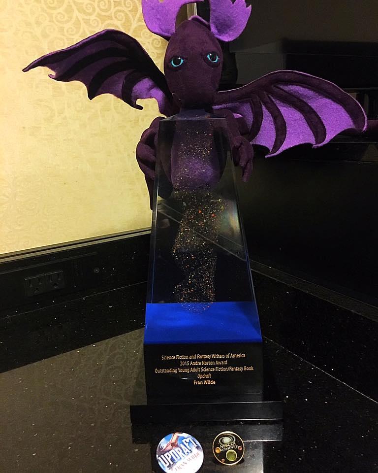 The Dragon Award! photo copyright F. Wilde