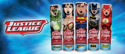 Crazy Foam: Neat or Nostalgia?