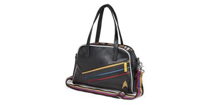 Out of This World Style: Star Trek Retro Tech Purse