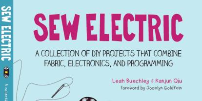 Review: 'Sew Electric' Adds Flash to Your Fabric