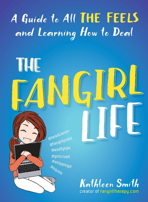Fangirl Therapy Cover, Image: TarcherPerigee
