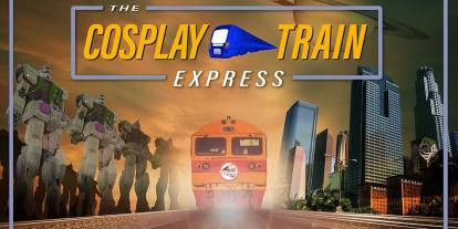 All Aboard the Cosplay Train Express for SDCC