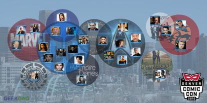 Denver Comic Con 2016 Celebrity Guest Guide