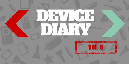 Return of { DeviceDiary } – Vol. 8 Is Here