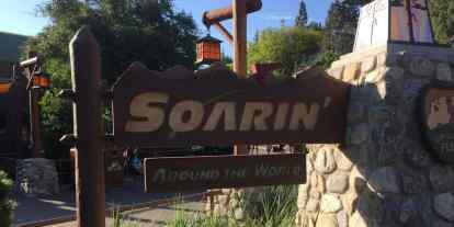 Disneyland's Refreshed 'Soarin' Ride Flies to New Heights