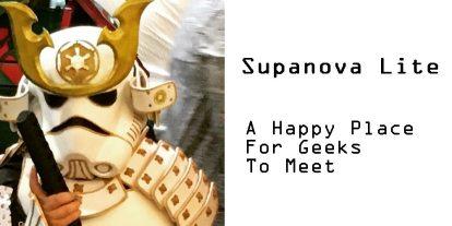 Supanova 2016 Lite: A Happy Place for Geeks to Meet