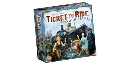 'Ticket to Ride' Takes to the High Seas in New Stand-Alone Game