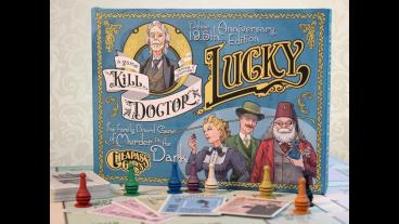 'Kill Doctor Lucky': Deluxe Edition Video Play and Review