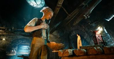 'The BFG': Giants and a Little Magic