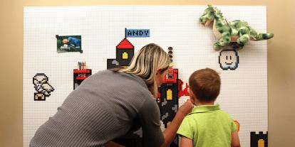 Kickstarter Alert: Brik Tile Home Upgrades