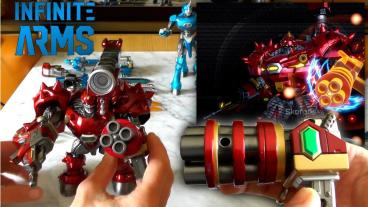'Infinite Arms' Is Toys to Life for Core Gamers