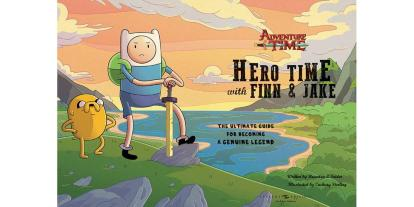 Explore 'Adventure Time' and 'Steven Universe' in a New Book and DVD