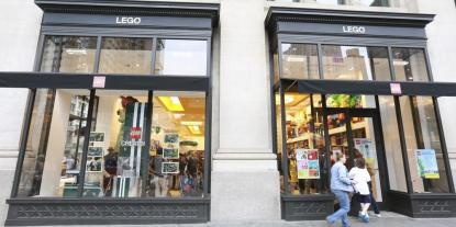 The LEGO Flatiron Store Launches a Birthday Party Program