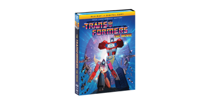 Shout! Factory Has the Touch and the Power — Announcing 'Transformers: The Movie' on Blu-Ray