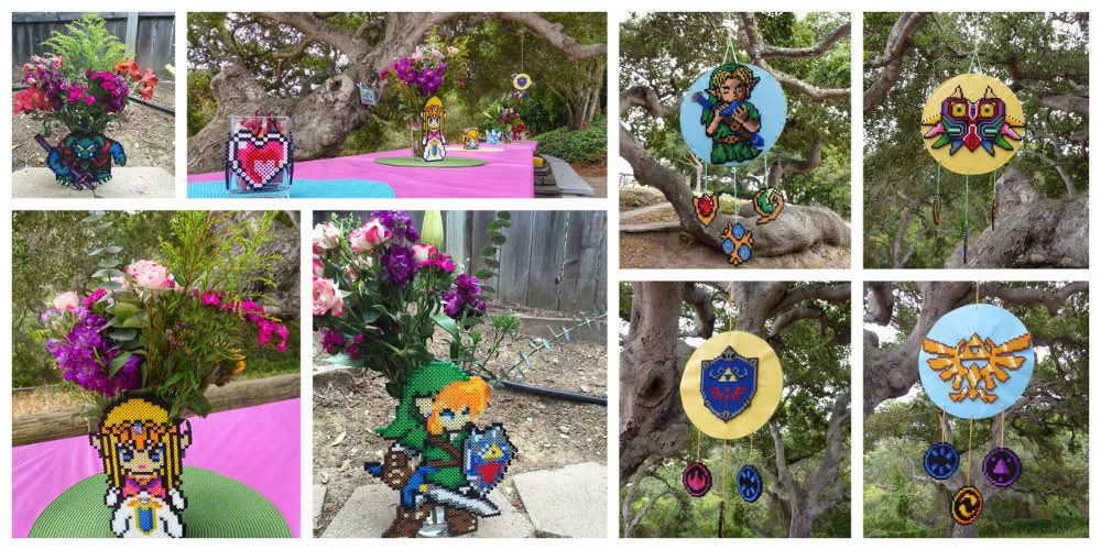 How to throw a 39 zelda 39 party geekdad for Decoration zelda
