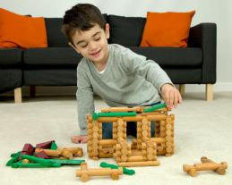Lincoln Logs: 100 Years of Play