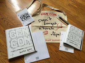 Exploring the Gen Con Gamer's Yearbook