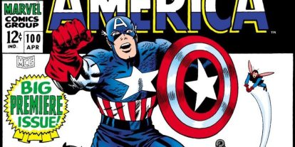 Celebrate July 4th with Captain America Birthday Giveaway!