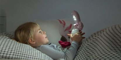 Count on Fin the Sheep Light for Better Bedtimes