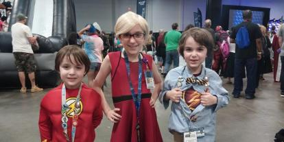 Heroes & Villains: A Festival for Fans of All Ages