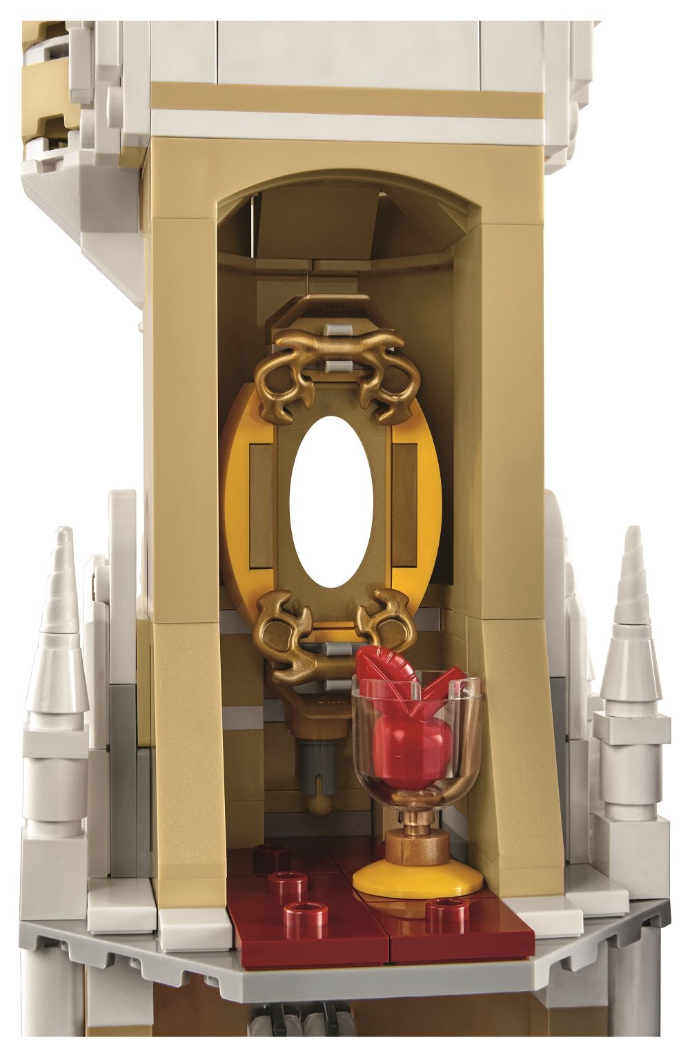 The Lego Disney Castle Is Real And Amazing Some Wishes